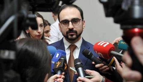 Հայաստանը պաշտոնապես դիմումն ուղարկել է ՀԱՊԿ. Ավինյան
