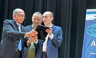 Արտակ Բեգլարյանը ուղերձով է հանդես եկել Ամերիկայի հայ ավետարանչական ընկերակցության ամենամյա ժողովում ու բարեգործական ճաշկերույթում
