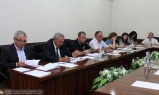 ԱԺ մշտական հանձնաժողովները քննարկել են մի շարք օրինագծեր