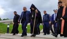 ԱՀ ԱԺ նախագահ Արթուր Թովմասյանը մայիսյան հաղթանակների օրվա առթիվ ուղերձ է հղել