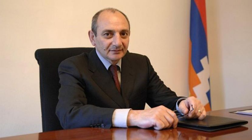 Artsakh Republic President Bako Sahakyan sent a congratulatory address in connection with the local self-government bodies' elections