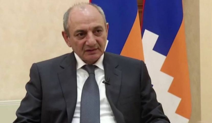 "INTERVIEW OF ""AZAT ARTSAKH"" NEWSPAPER AND ""ARTSAKHPRESS"" INFORMATION AGENCY WITH THE ARTSAKH REPUBLIC PRESIDENT BAKO SAHAKYAN"