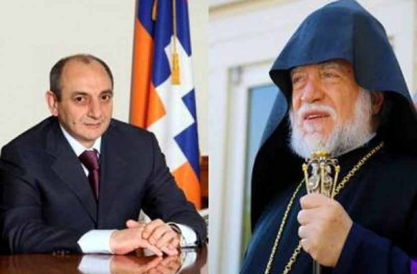 Condolence letter to Catholicos of the Great House of Cilicia Aram I