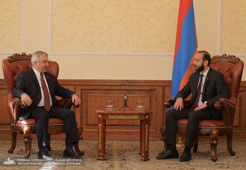 Two Armenian States Parliaments Met Privately