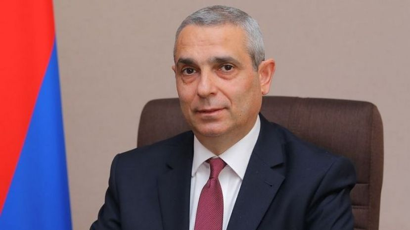 CONGRATULATORY MESSAGE OF FOREIGN MINISTER OF THE REPUBLIC OF ARTSAKH MASIS MAYILIAN