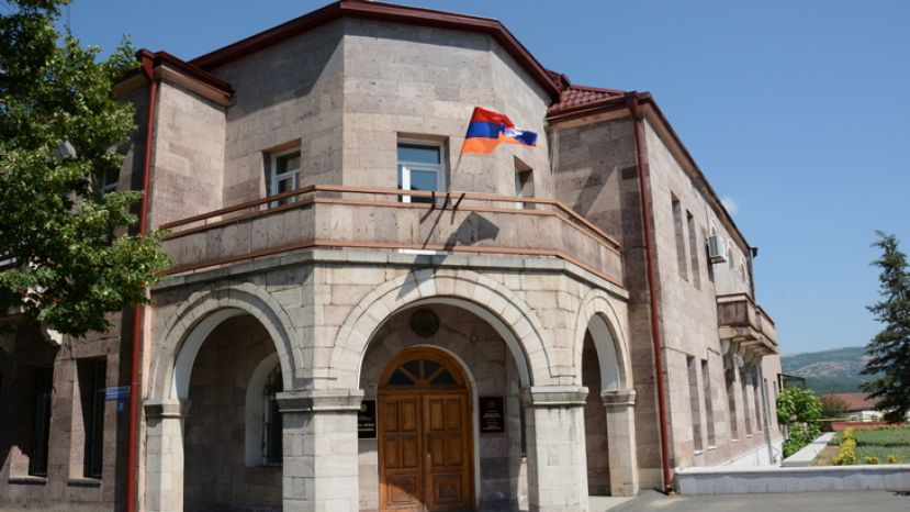 Commentary by the Information and Public Relations Department of the Foreign Ministry of the Republic of Artsakh