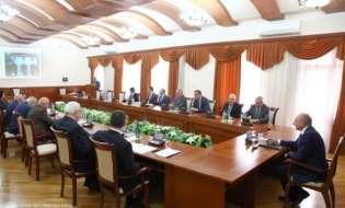 Presentation organized by the National Polytechnic University of Armenia