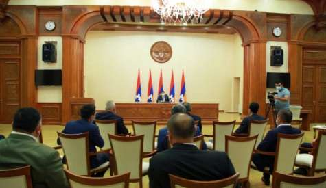 Arayik Harutyunyan will submit for the consideration of the Parliament the candidacy of Mher Aghajanyan to the post of Prosecutor General