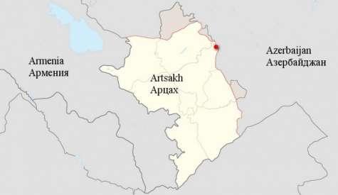 Мониторинг ОБСЕ на границе Арцаха и Азербайджана