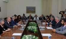 Делегация США посетила парламент Республики Арцах